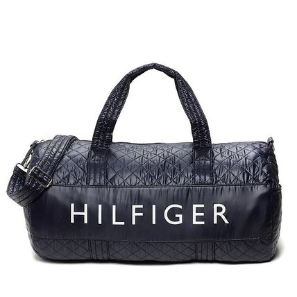 TOMMY HILFIGER QUILTED DUFFLE BAG bag