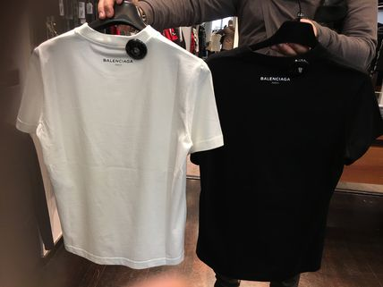 17th ss BALENCIAGA T shirt authentic guarantee