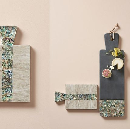 New Anthropologie * shelters Board size