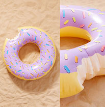 浮き輪 Lilac Donut Inner Tube Pool Float 関税込★国内発