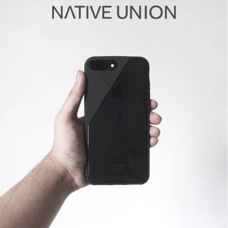 [Native Union ネイティブ ユニオン] CLIC CRYSTAL CASE