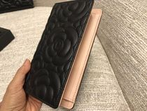 Chanel新作☆CAMERIA Yen Wallet☆bi-color