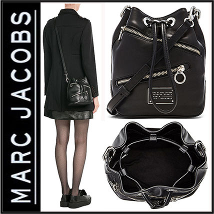 Marc by Marc Jacobs バックパック・リュック 【大人気】MARCJACOBS 2WAY Too Hot To Handle Zippers Backpack