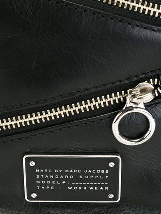 Marc by Marc Jacobs バックパック・リュック 【大人気】MARCJACOBS 2WAY Too Hot To Handle Zippers Backpack(14)