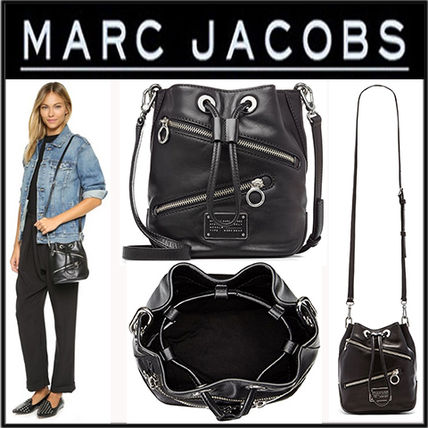 Marc by Marc Jacobs バックパック・リュック 【大人気】MARCJACOBS 2WAY Too Hot To Handle Zippers Backpack(4)