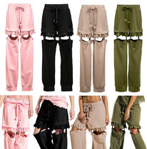 Fenty by Rihanna : SUSPENDERS PANTS★国内発送
