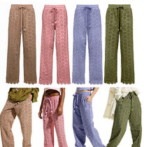 Fenty by Rihanna : DIE CUT EMBROIDERED PANTS★国内発送