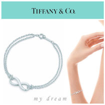 【Tiffany & Co】INFINITY Bracelet in Sterling Silver