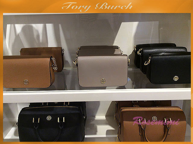 セール!クロスボディTORY BURCH★ROBINSON CHAIN CROSSBODY3色
