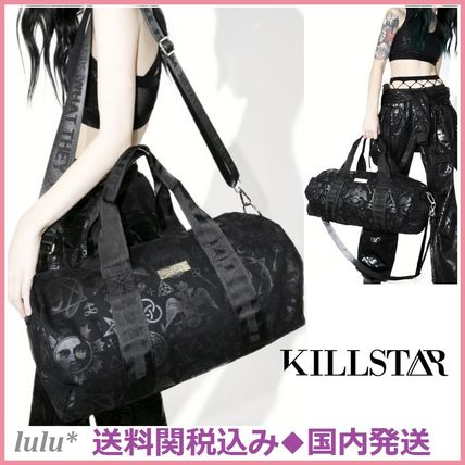 DOLLS KILL 2 occult prints Boston and shoulder bags