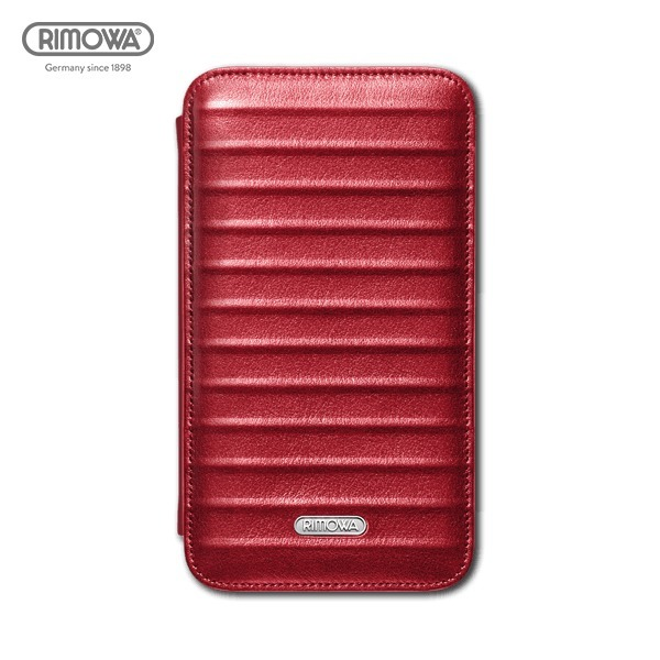★関税込【RIMOWA】iPhone7ケース☆RED