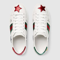 GUCCI【SS17】Ace low-top スニーカー/星