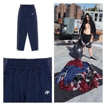 限定!!ADIDAS X ALEXANDER WANG MG ICON FOOTBALL TRACK PANT