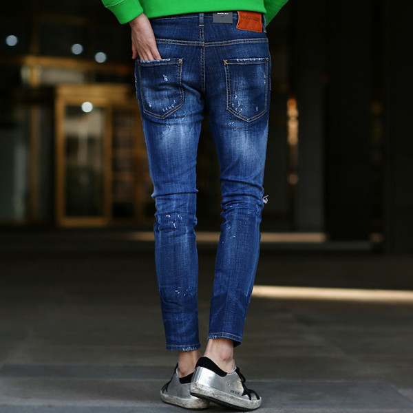 【D SQUARED2 ディースクエアード】 SKATER JEANS 71LB0265