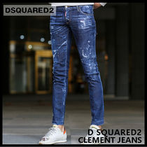 【D SQUARED2 ディースクエアード】CLEMENT JEANS 74LB0104