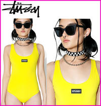 ☆日本未入荷☆新作17SS☆STUSSY*LEMONADE ONE PIECE SWIMSUIT