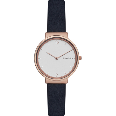 ★ヤマト便★Skagen Ancher Leather Watch SKW2608