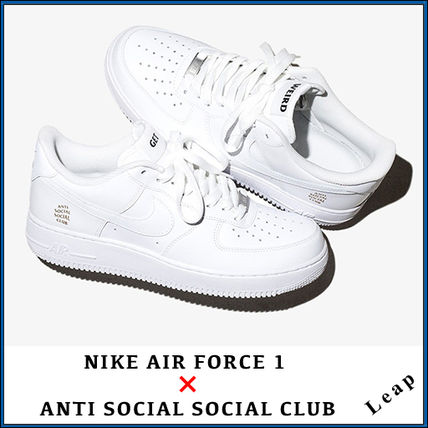 Nike SUPER rare world only 24 feet AIR FORCE 1 ' 07 x ASSC