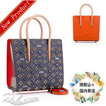 関税・送料込【Christian Louboutin】Paloma Small Tote Bag