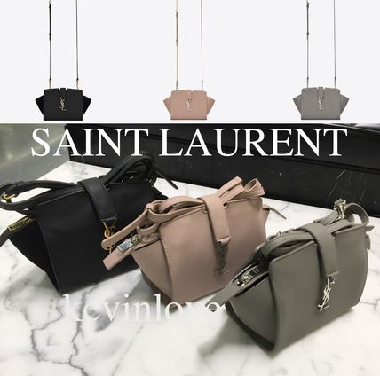 Cute adult size SAINT LAURENT Cabas toy cross-Boda