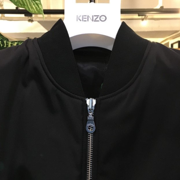 KENZO(ケンゾー)正規品 Men Bomber Jackets Black