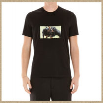 17SS新作【GIVENCHY】プリントTシャツ