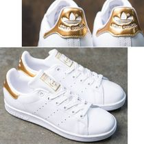 ★ADIDAS UNISEX ORIGINALS☆STAN SMITH ゴールドヒール BB5155