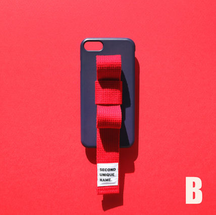 SECOND UNIQUE NAME iPhone・スマホケース 【NEW】「SECOND UNIQUE NAME」 RIBBON EDITION 正規品(9)