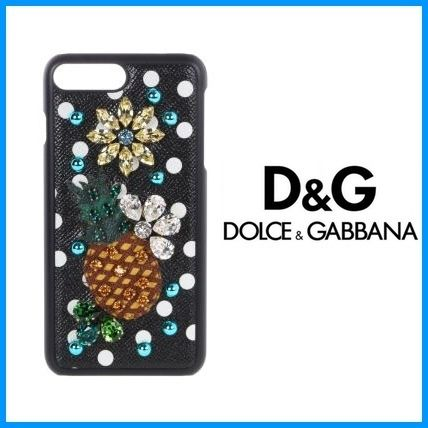 The Dolce &Gabbana Iphone7 Plus phone case SS17