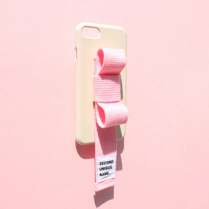 SECOND UNIQUE NAME スマホケース・テックアクセサリー [SECOND UNIQUE NAME]RIBBON EDITION /iPhone ★大人気★(3)