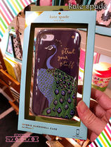 Kate spade クジャク柄ケース☆strut your stuff iphone 7 case
