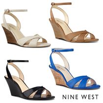 Sale★【Nine West】サンダル★KAMI WEDGE SANDALS