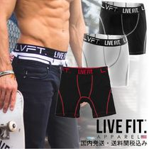 Live Fit(リブフィット) ブリーフ 国内発送・送料関税込み☆LIVE FIT☆Tech-Briefs