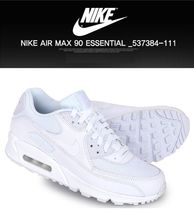 ☆NIKE☆AIR MAX 90 ESSENTIAL ホワイト 537384-111(25−29cm)