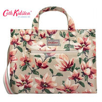 ☆Cath Kidston☆OPEN CARRYALL W/STRAP☆