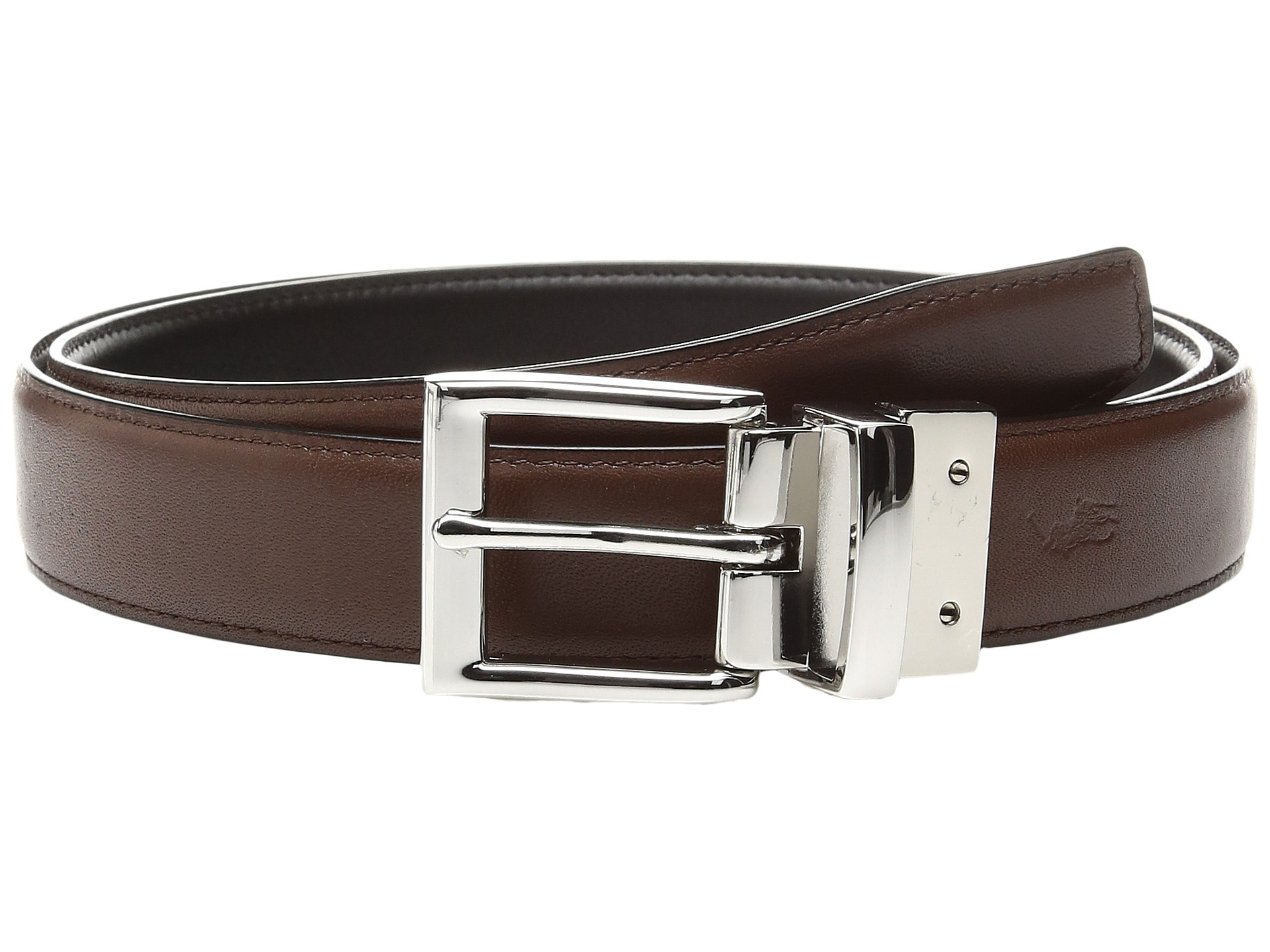 Ralph Lauren★Saddle Leather-1 1/8 Reversible ベルト 2色