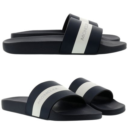 """Some inevitable MONCLER """"an IVANE"""" SANDALS rubber sandals"""