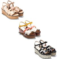 <新作>4色 COLE HAAN Jianna Wedge Sandal (55mm)
