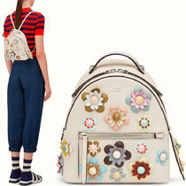 FE1483 'FLOWERLAND' MINI BACKPACK
