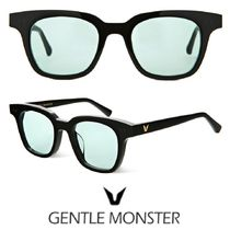 ★EMS急郵便無料 {{GENTLE MONSTER}} south side 01 (EMERALD)