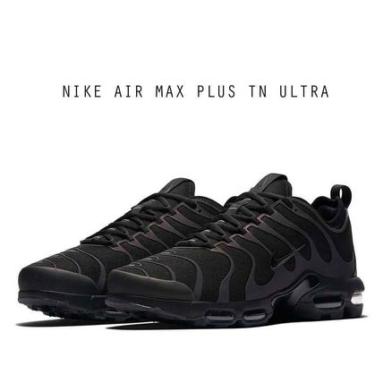 cheaper 1e30f 7fe7f Nike Air Max Plus Ultra TN Tuned 1 ブラック 変色