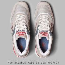 NEW BALANCE MEN M997CGR MADE IN USA 残りわずか