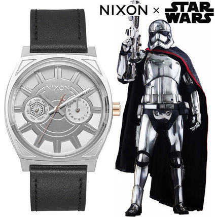 fa42c8e561 Nixon アナログ腕時計 ニクソン TIME TELLER DELUXE STAR WARS captain A927SW2446 ...