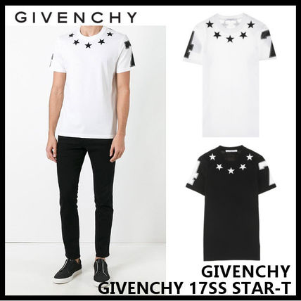 GIVENCHY 17SS STAR-T 7200651 100 7200651 001