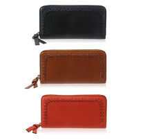 【関税負担】 CHLOE HUDSON ZIP AROUND WALLET