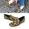 GIACOMORELLI》LOAFER 304CLASSIC LEOPARD レオパードローファー