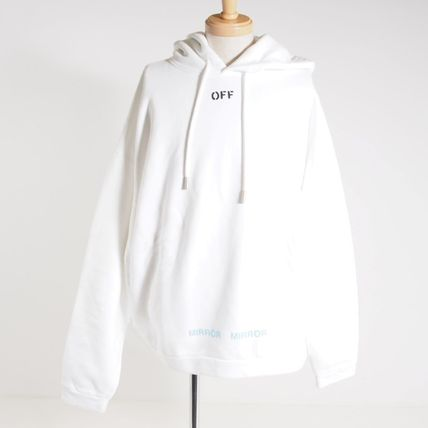 Off-White_CARE OFF HOODIE WHITE[RESALE]