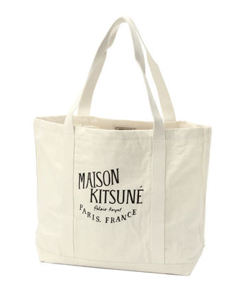 MAISON KITSUNE tote bag PALAIS ROYAL