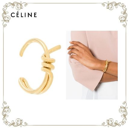 【17SS】大人気!!★CELINE★twisted detail bracelet