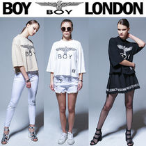 ☆BOY LONDON(ボーイロンドン)☆2017ss Drop Shoulder Tshirts